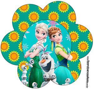 Frozen Fever Kit Festa Gratis