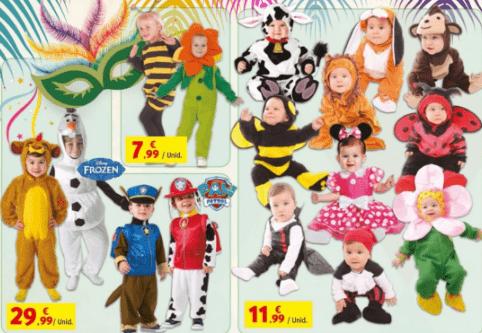 cde629172882 Fatos de Carnaval Bebé/Criança no Jumbo -