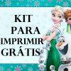 Frozen Fever – Kit Festa Grátis
